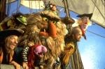 Pirates from Muppet Treasure Island