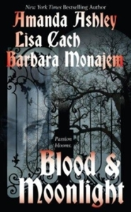 The cover of Blood & Moonlight