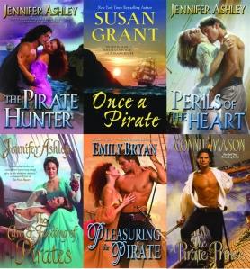 Dorchester's Pirates books